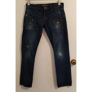 Lucky Brand Jeans - Lucky Brand Porkchop Ankle Crop 2/26 Jeans